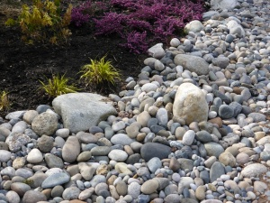 River Rock Groundcover