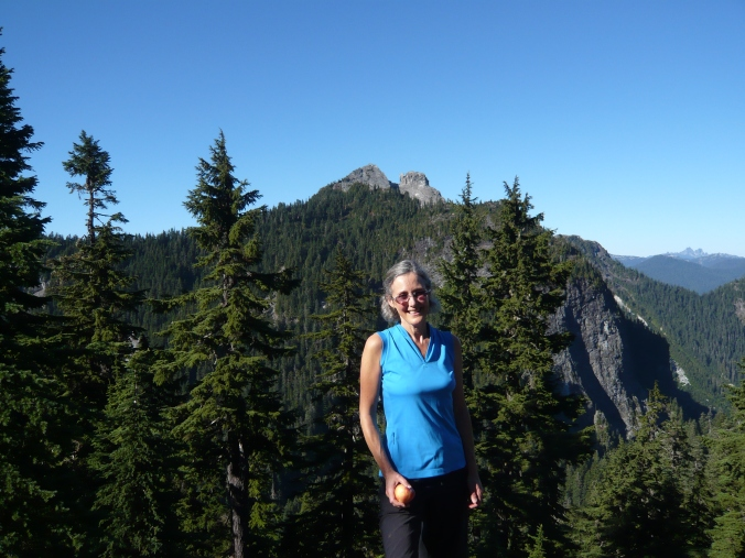Hiking the Hanes Valley